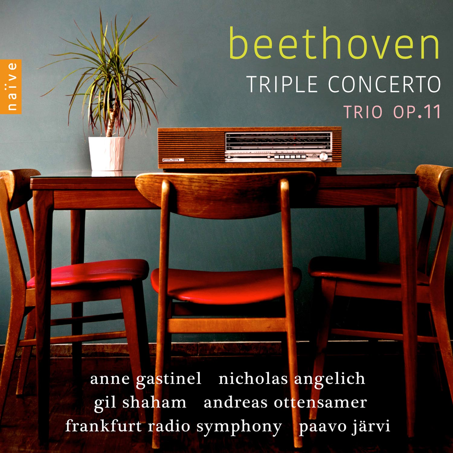 Beethoven Triple Concerto Cover