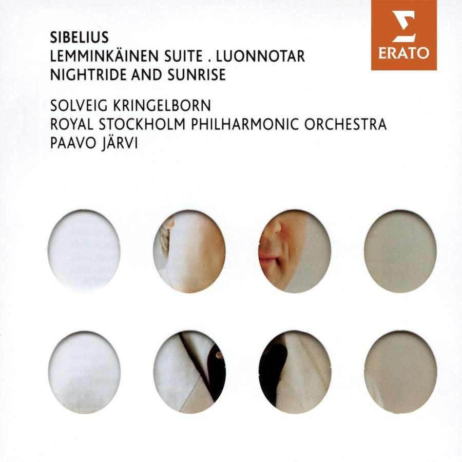 Sibelius: Lemminkäinen etc. cover
