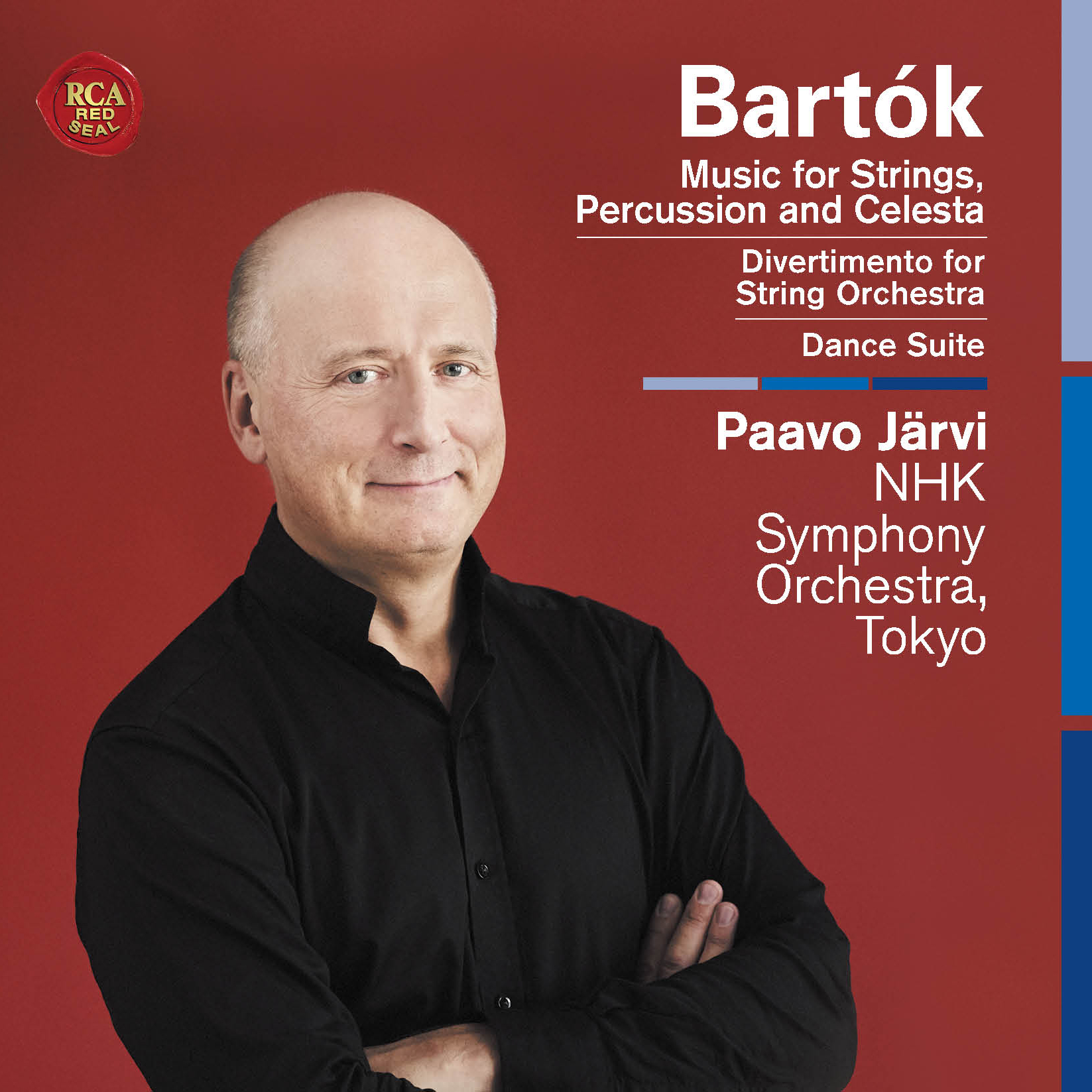 Bartók: Music for Strings, Percussion and Celesta, Divertimento for String Orchestra, Dance Suite - NHK Symphony Orchestra