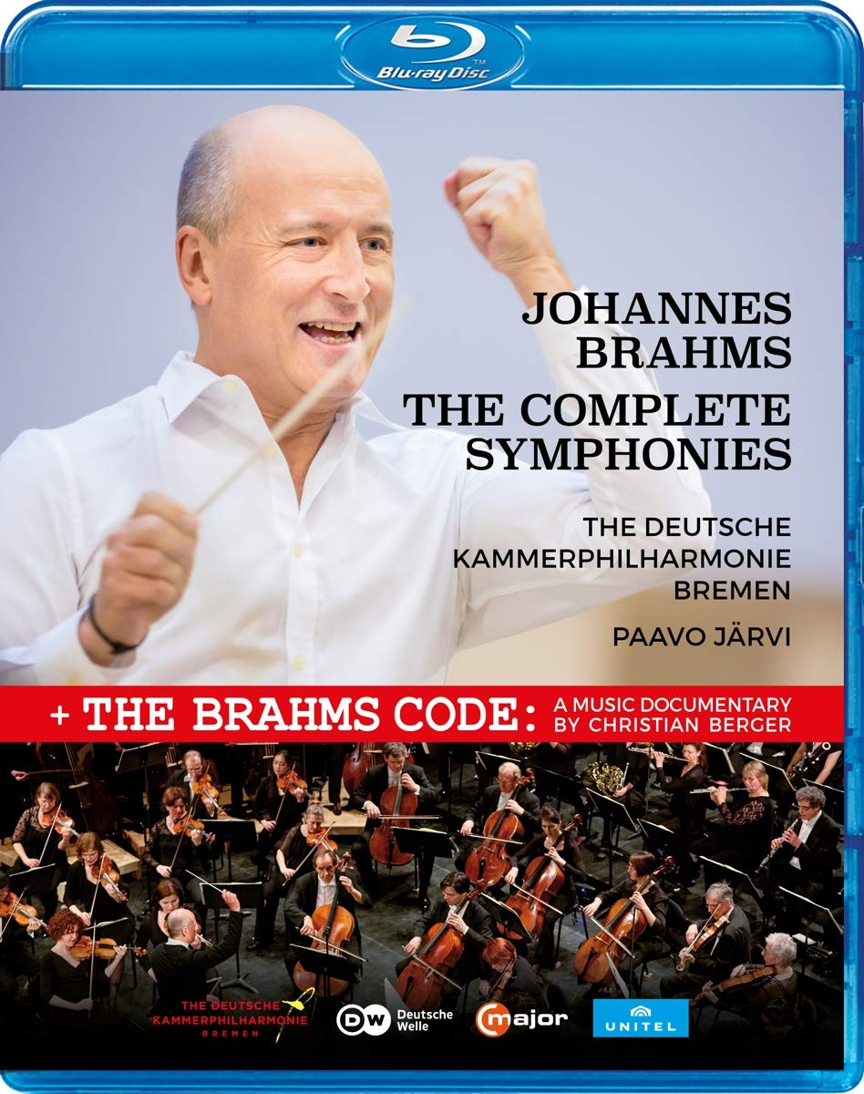 The Brahms Code DVD cover