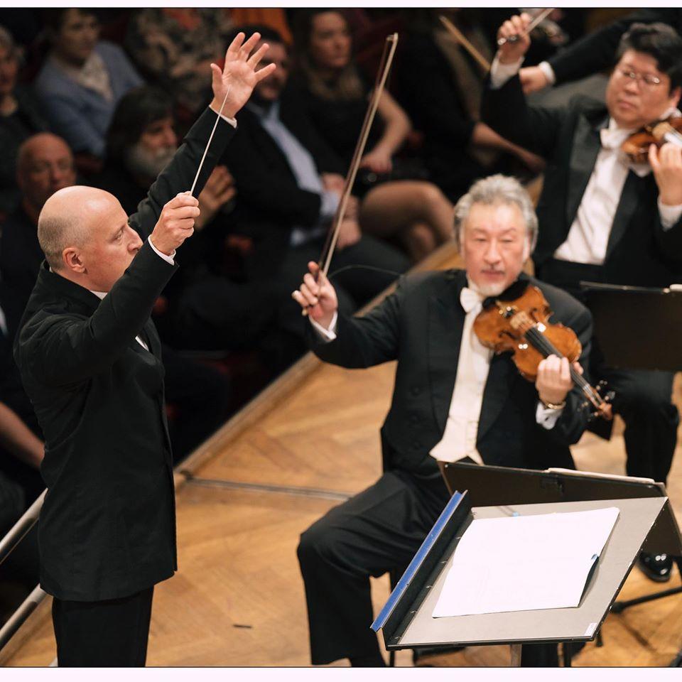 Paavo Järvi and NHK Orchestra