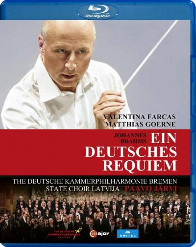 Brahms Requiem Blu-Ray