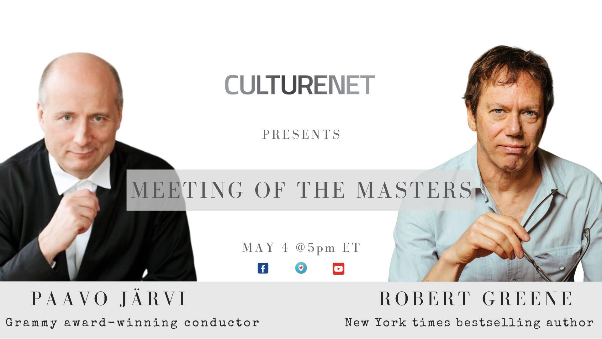 Culturenet May 4