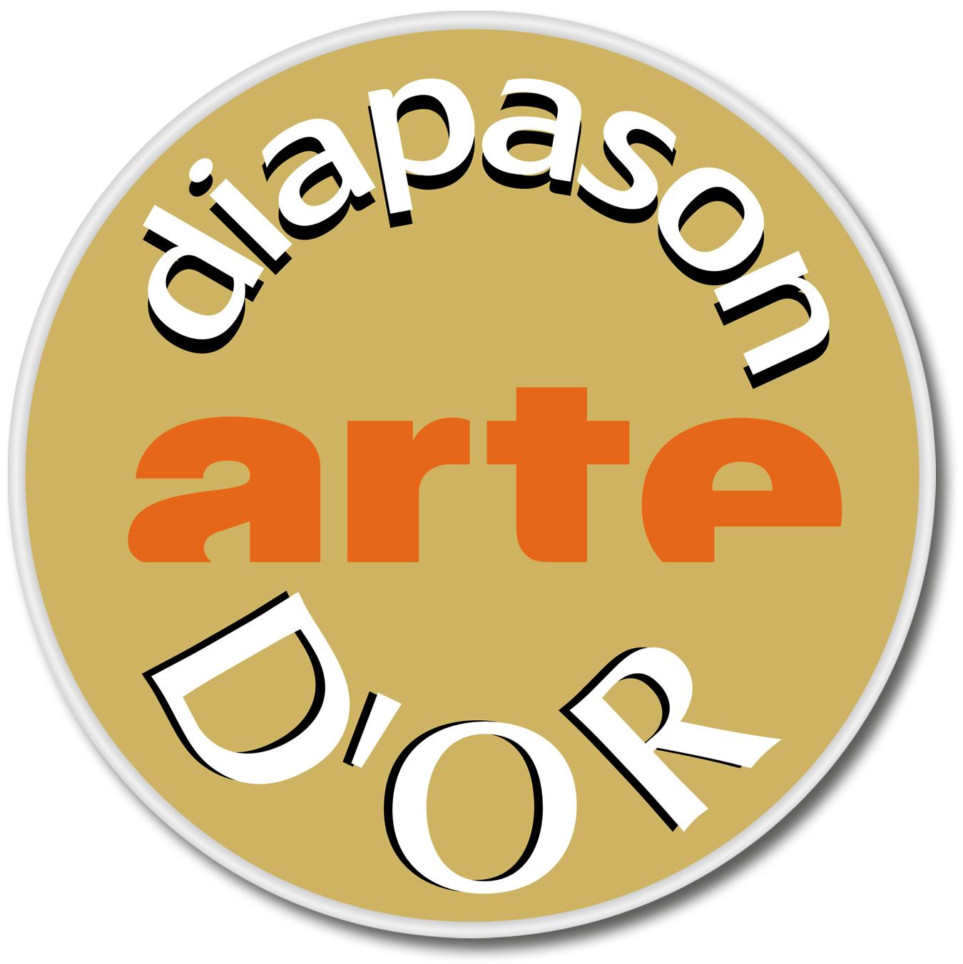 Diapason d'Or Arte Logo