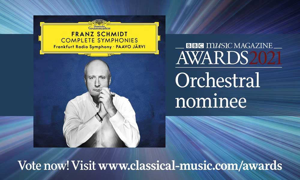 Nominated BBC Magazine Award 2021