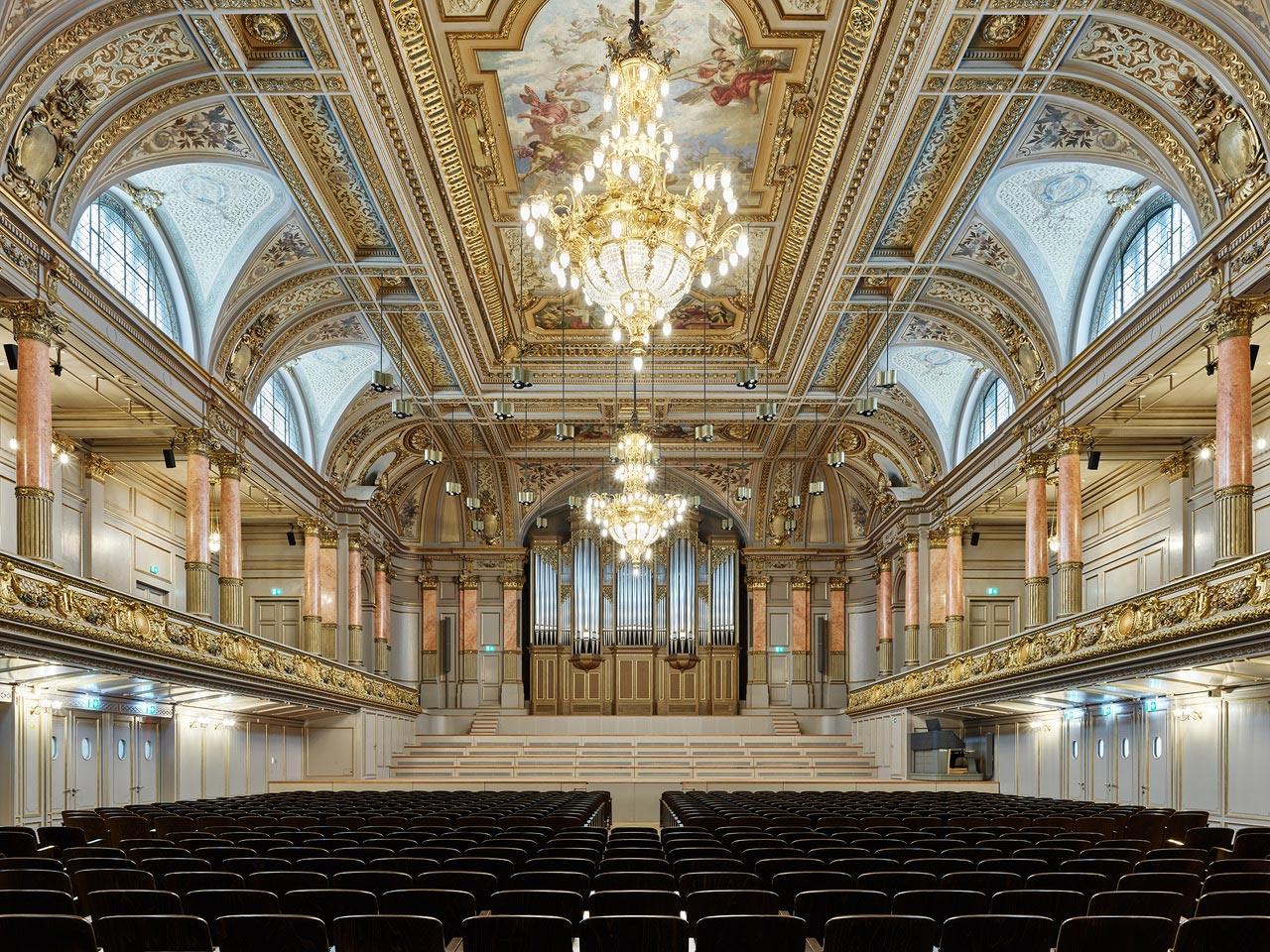 Grosse Tonhalle Zürich