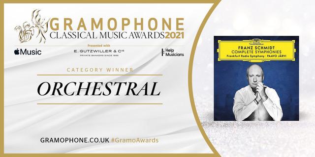 Gramophone Awards 2021