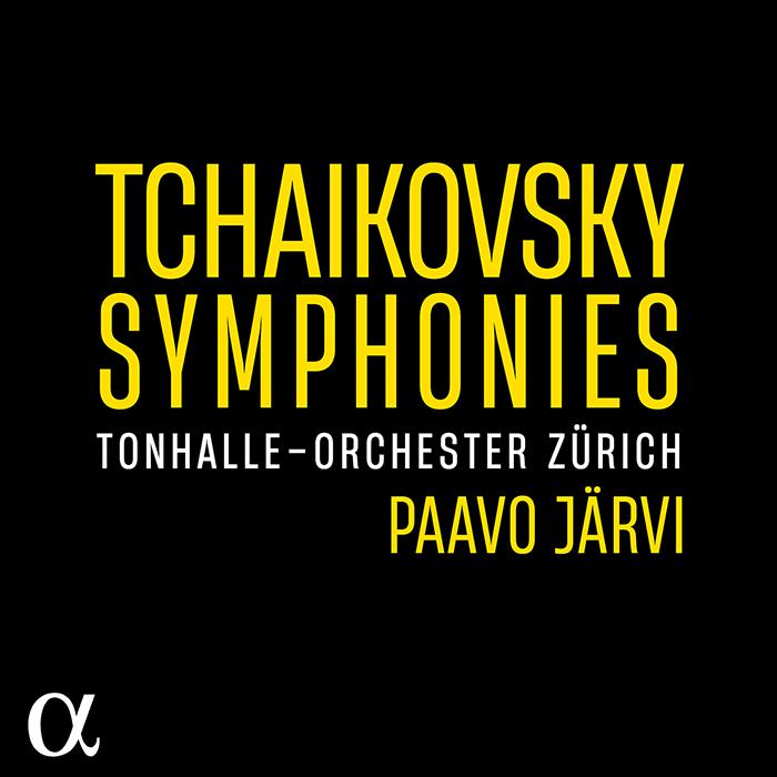 Tchaikovsky Complete Symphonies - Alpha